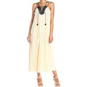 Rachel Zoe Women's Sybilla Maxi Dress, Ivory,
